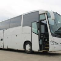 Autokar Scania Irizar Euro 4